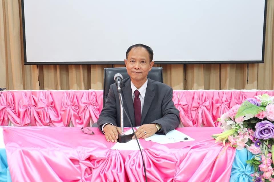 ประชุมคณะกรรมการกำกับ ติดตามประเมินผลโครงการขับเคลื่อนเครือข่ายคุณธรรมของโรงเรียนในโครงการกองทุนการศึกษาสู่ชุมชน อำเภอหนองปรือ จังหวัดกาญจนบุรี ครั้งที่ 1/2562