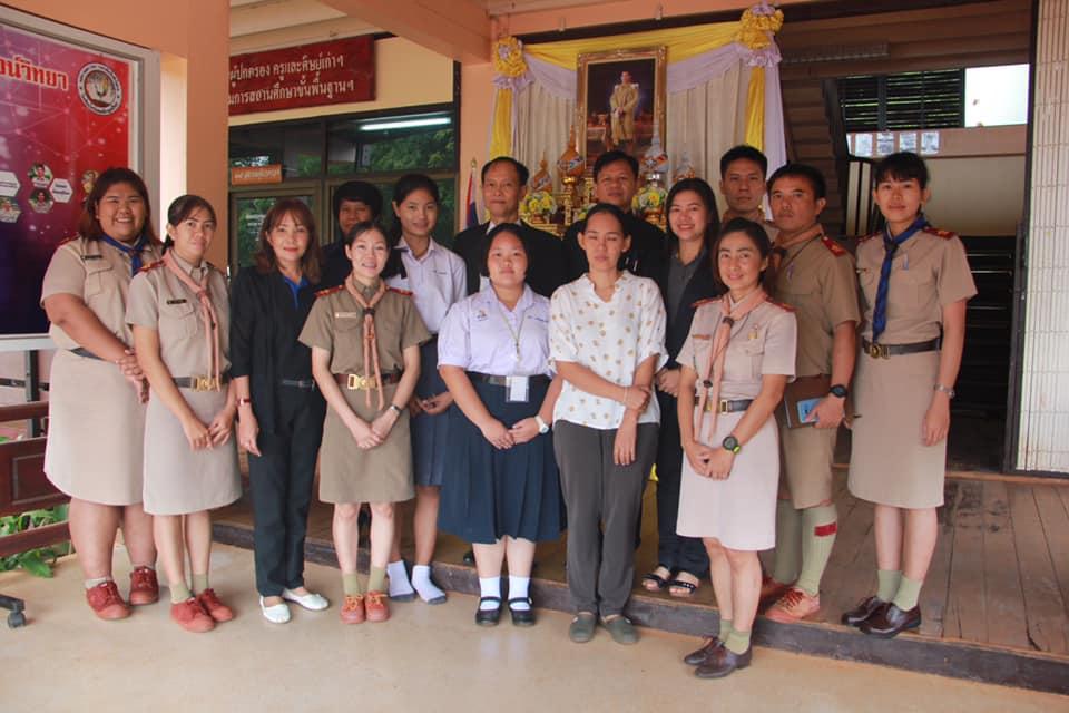 ติดตามนักเรียนผู้รับทุนพระราชทานโครงการทุนการศึกษาสมเด็จพระบรมโอรสาธิราชฯ สยามมกุฎราชกุมาร ของโรงเรียนไทรโยคมณีกาญจน์วิทยา