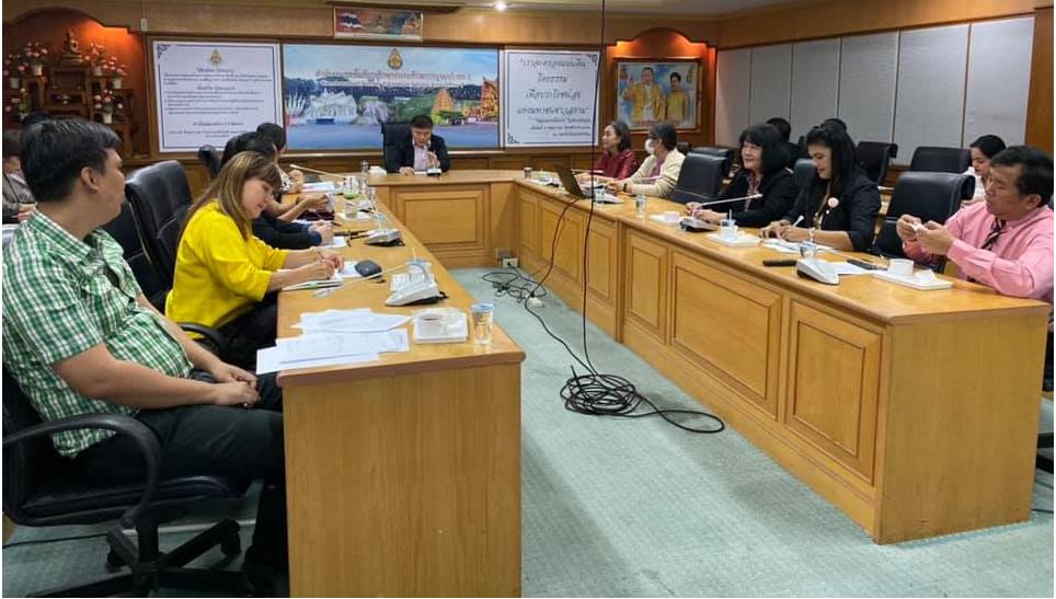 การประชุมเชิงปฏิบัติการจัดทำรายงานประจำปี พ.ศ.2562 ของสำนักงานศึกษาธิการจังหวัดกาญจนบุรี