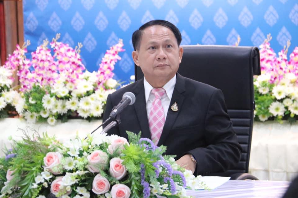การประชุมเพื่อเตรียมการในการลงพื้นที่ติดตามการดำเนินงานตามนโยบายของรัฐบาลของรัฐมนตรีกระทรวงศึกษาธิการ ในการประชุมคณะรัฐมนตรีอย่างเป็นทางการนอกสถานที่ ครั้งที่ 1/2562 ในพื้นที่กลุ่มจังหวัดภาคกลางตอนล่าง 1 (กาญจนบุรี ราชบุรี และสุพรรณบุรี) ระหว่างวันที่ 11-12 พ.ย. 62